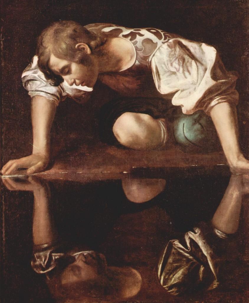 Narkissos Michelangelo_Caravaggio_065