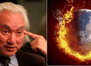 Dr. Michio Kaku: Something is happening to the Earth and we all need to prepare for the worst