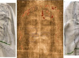 3D Replica Created Jesus from Shroud of Turin