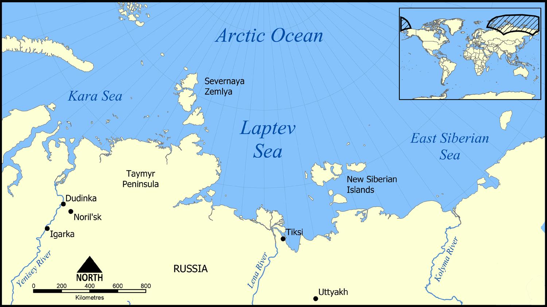 Laptev_Sea_map